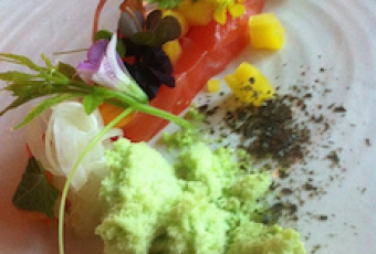 Gerecht Taste and colours
